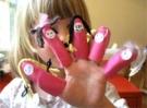 Пальчиковые куклы из резиновой перчатки