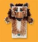 Медвежонок из бумажного пакета