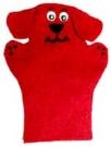 Простая кукла-перчатка