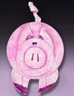 Свинка-марионетка