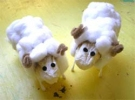 Пушистая овечка